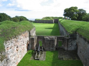 Berwick upon Tweed Elizabethan Walls